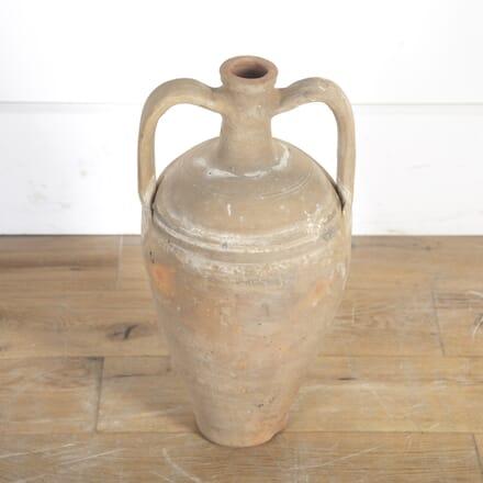 Italian Terracotta Amphora GA8314869