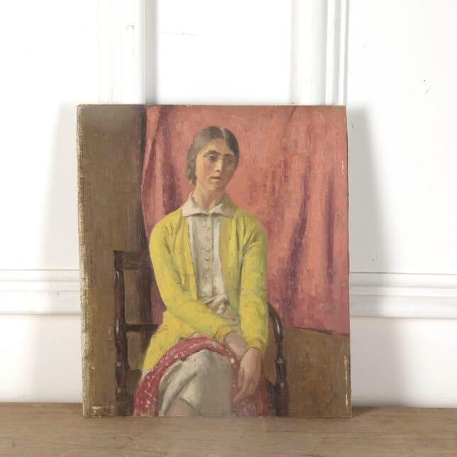 The Yellow Cardigan, John Anthony Park WD9011195