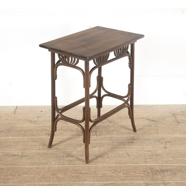 Thonet Secessionist Bentwood Table CO7814032