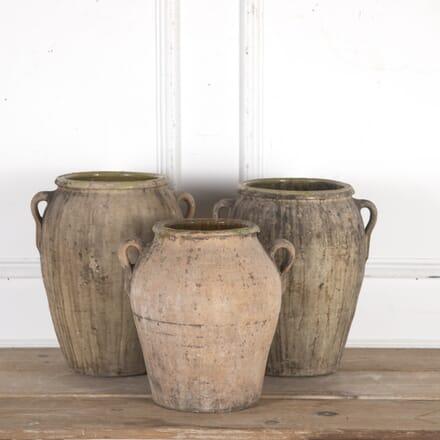 Three Spanish Confit Pots DA3615989