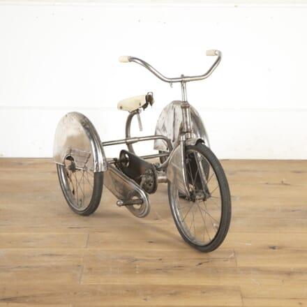 Italian Aluminium Children's Tricycle DA8916018