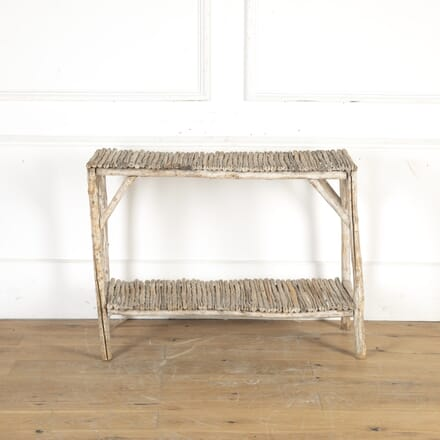 Rustic Twig Table DA9014373