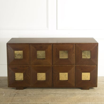 Two Door Oak Sideboard BU309940