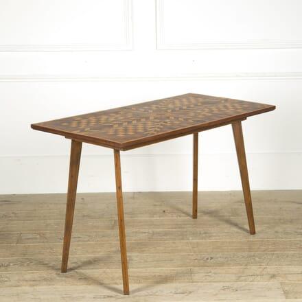 Unique Marquetry Table TC159330