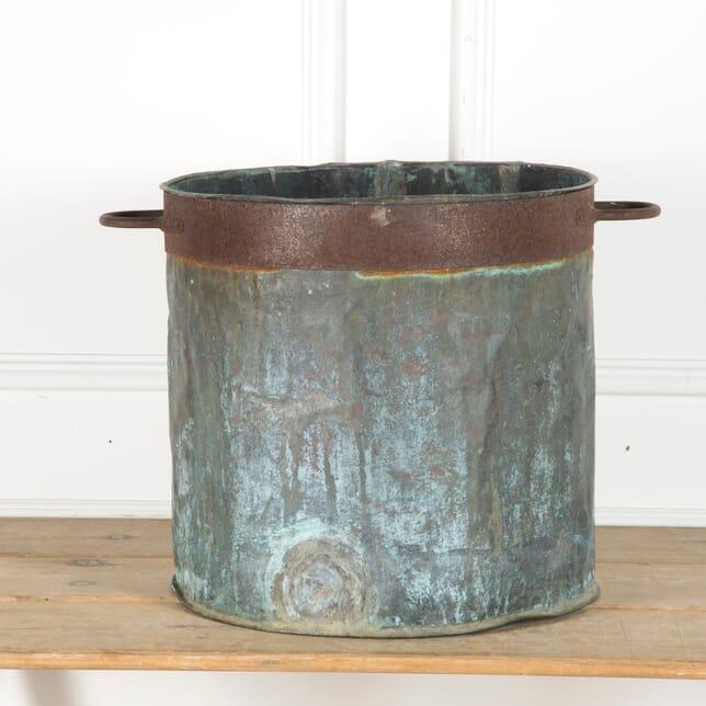 Verdigris Copper Vat GA1510060