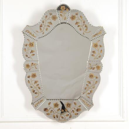 Italian Verre Églomisé Mirror MI1515790