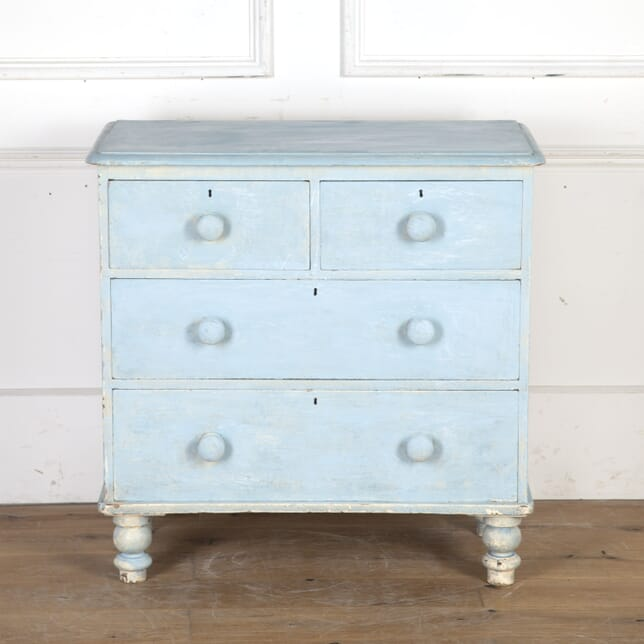 Victorian Painted Chest of Drawers CC4315156
