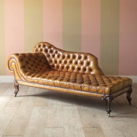 Victorian Leather Daybed SB4515717