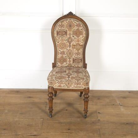 Victorian Nursery Chair CH9617048