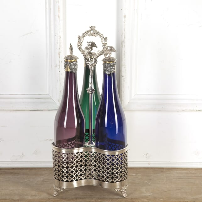 Victorian Decanters and Stand DA5816522