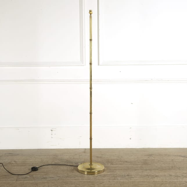Vintage Brass Floor Lamp LF159498