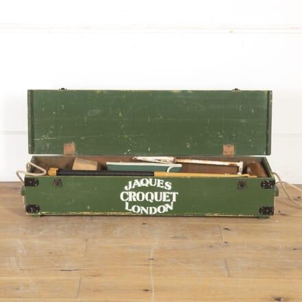 Vintage Harrods Croquet Set GA8216602
