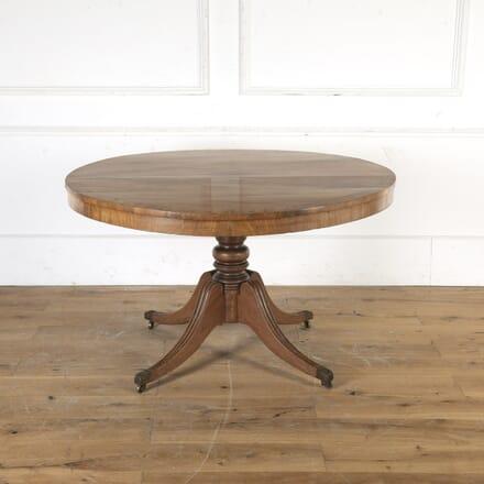 Regency Mahogany Centre Table TC2016456