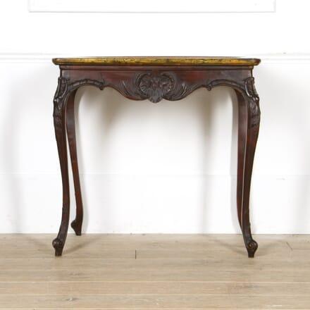 19th Century Walnut Side Table CO8417416