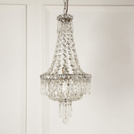 Waterfall and Bag Chandelier LC2113766