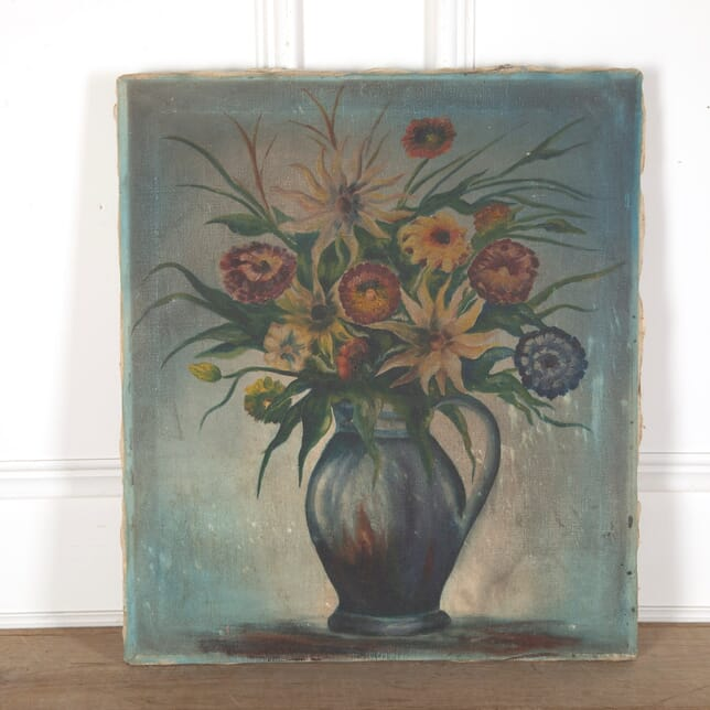Flowers Oil Painting WD3512699