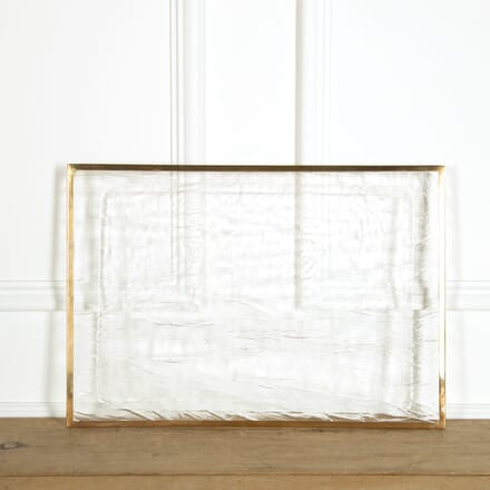 Willy Rizzo Style Lucite Tray DA159084