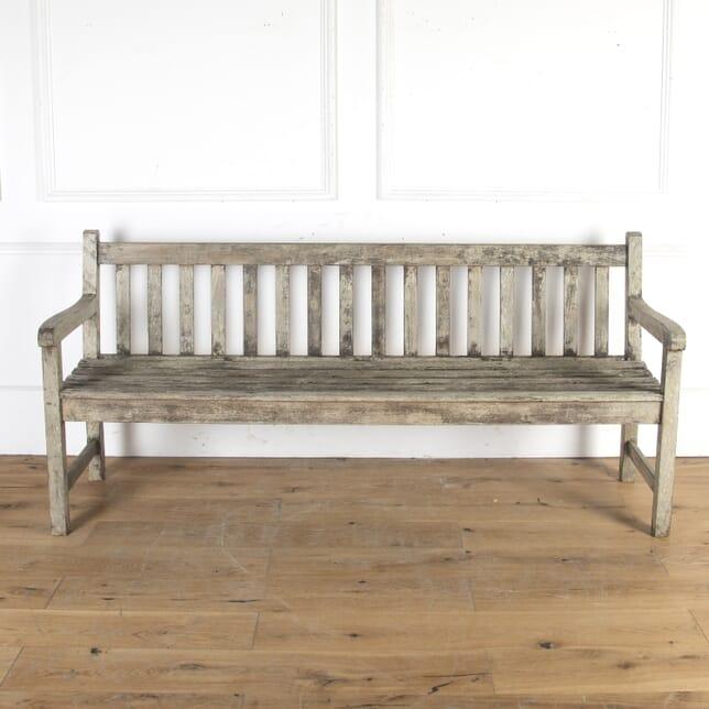 English Wooden Garden Bench GA2013976