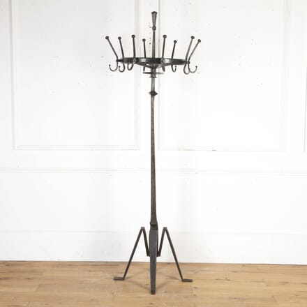 Large Wrought-Iron Coat Stand OF8716254