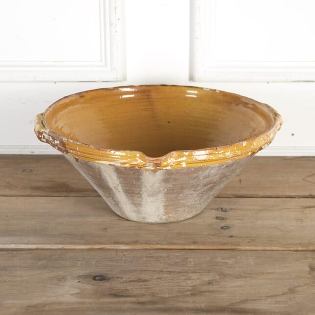 French Yellow Graiselle Bowl DA7115443