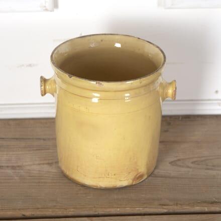 Yellow Provençal Pot DA7112033