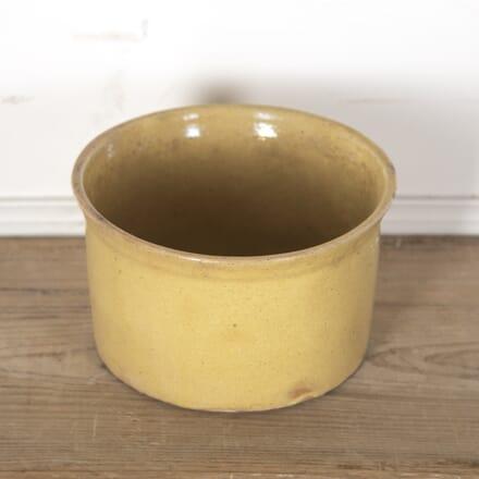 Yellow Provençal Pot DA7112034