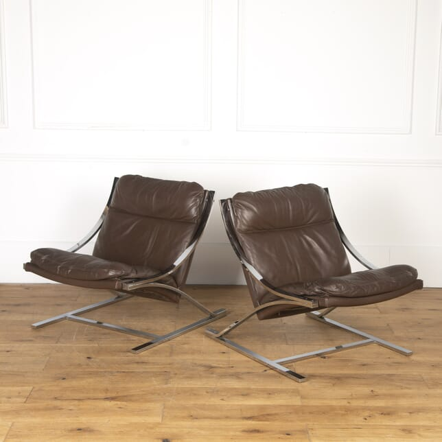 20th Century Zeta Chairs CH7617073