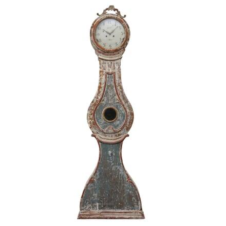 Blue Mora Clock DA127500
