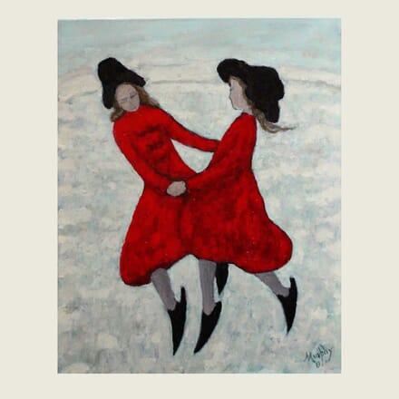 Dancing Sisters WD998709