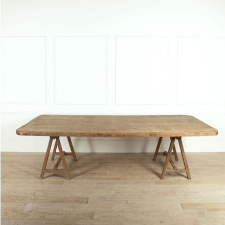 Dining Table on Tressels TD528790