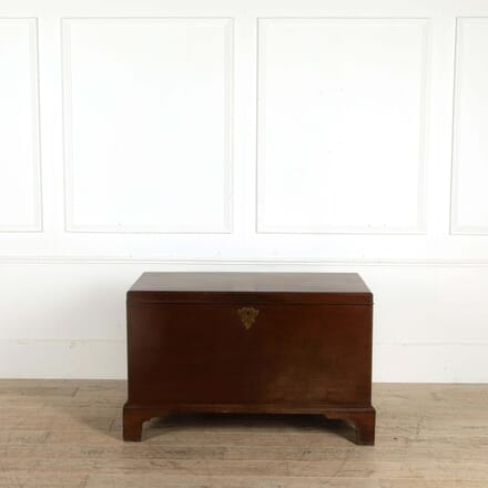 18th Century Caddy Top Georgian Blanket Chest LT298583