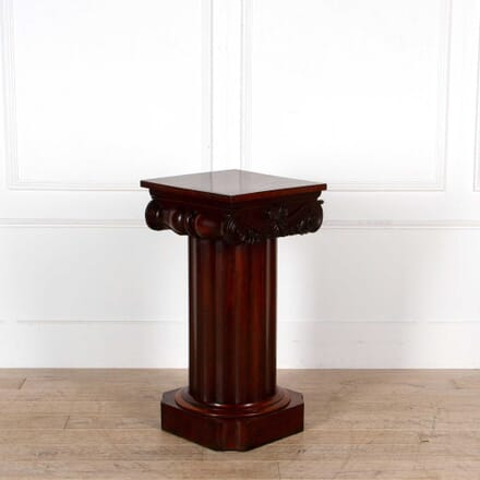 English Country House Pedestal Cabinet BD088231