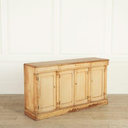 English Dresser Base BU048900