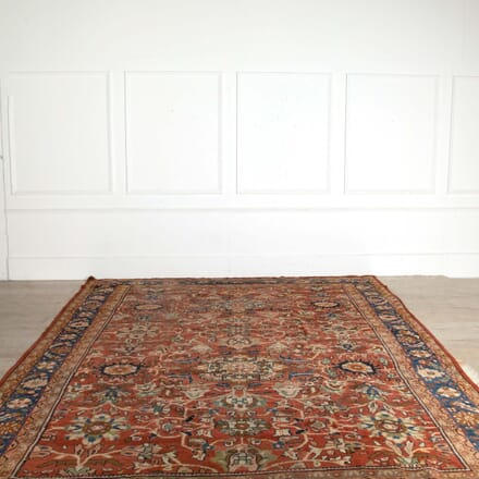 Fine Antique Mahal Carpet RT058552