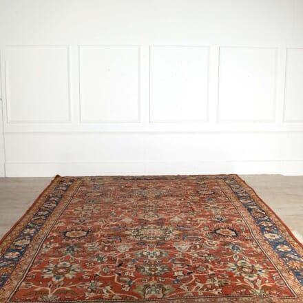 Fine Antique Mahal Carpet RT058552