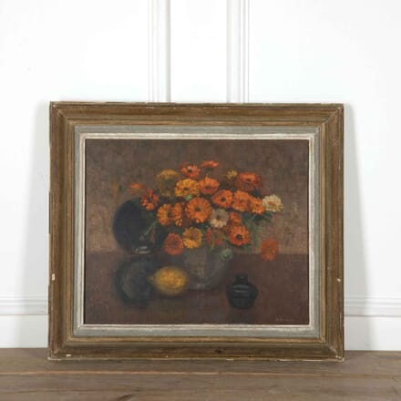 Flowers Oil Painting WD358085