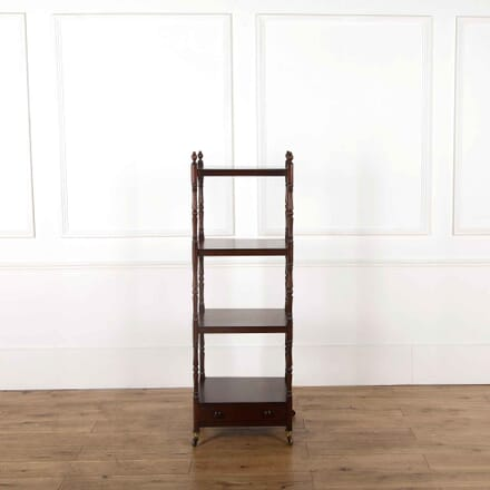 19th Century Mahogany What Not or Etagere OF638103