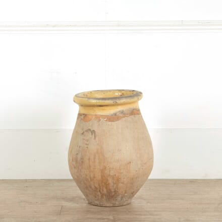 French 19th Century Biot Pot GA028182