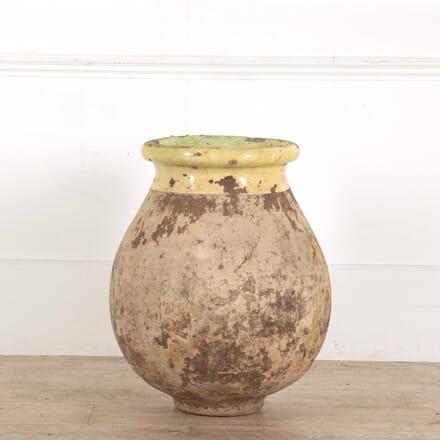 French 19th Century Biot Pot GA028183