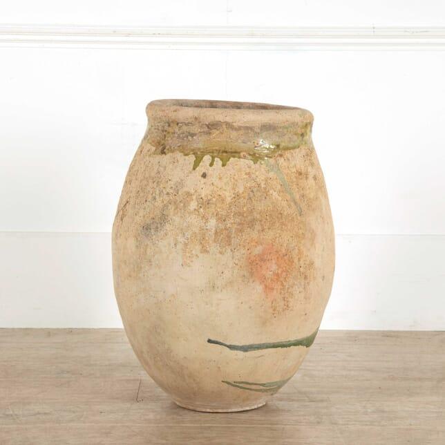 French 19th Century Biot Pot GA028184