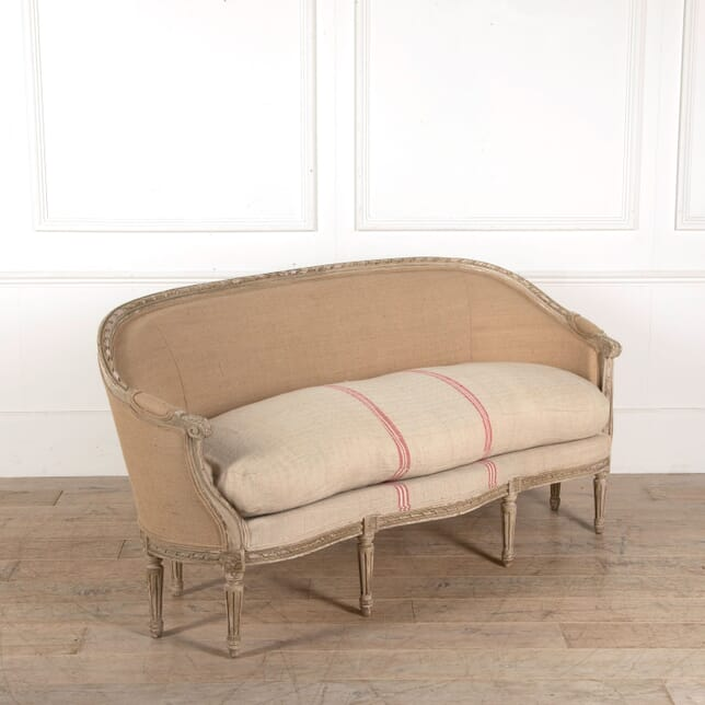 French 8 Leg Louis XVI Sofa SB458028