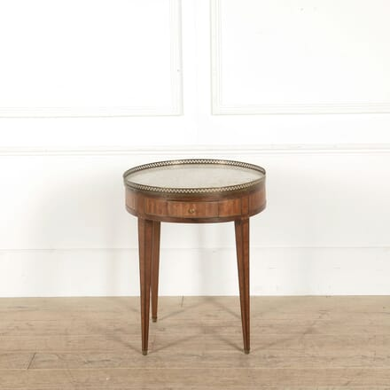 French Bouillotte Table TC458031