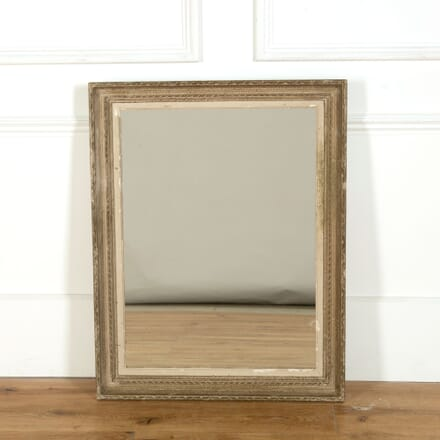 French Carved Framed Mirror MI358956