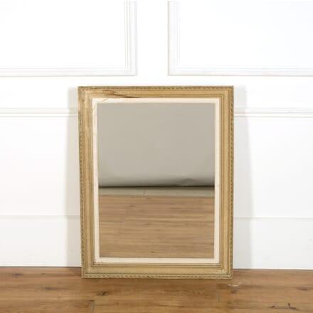 French Carved Framed Mirror MI358957