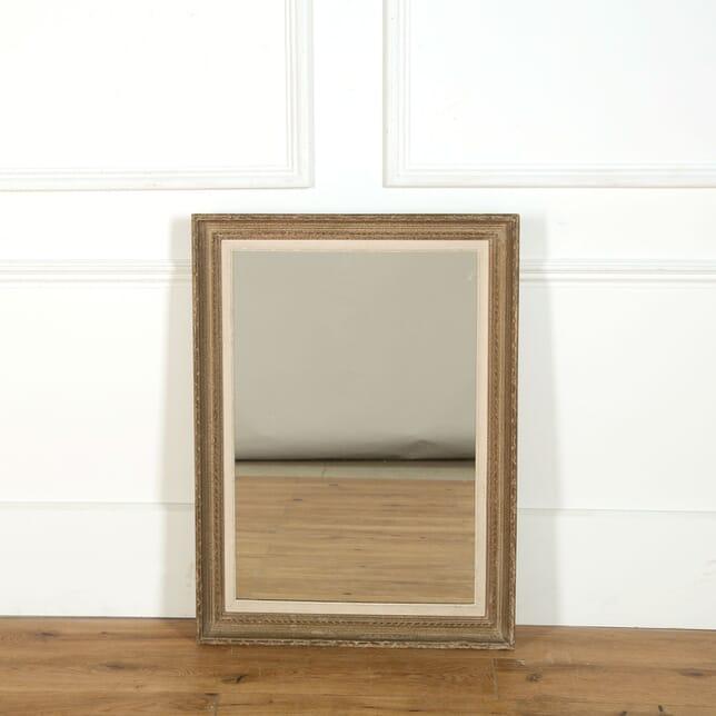 French Carved Framed Mirror MI358958
