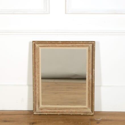 French Carved Framed Mirror MI358959