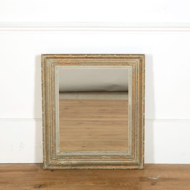 French Carved Framed Mirror MI358960
