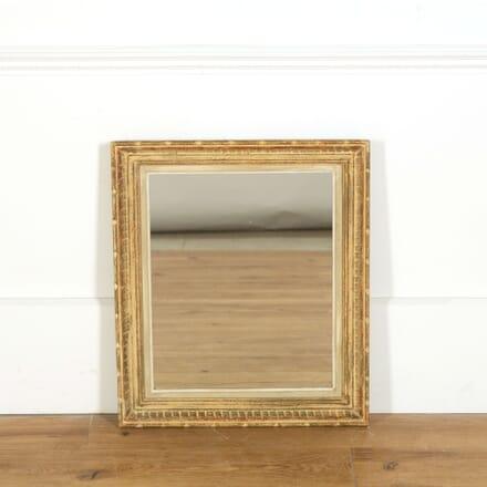 French Carved Framed Mirror MI358961