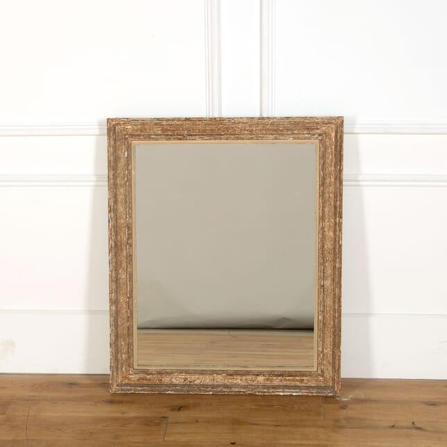French Carved Framed Mirror MI358962