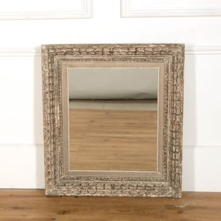 French Carved Framed Mirror MI358964